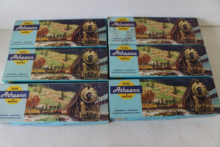 Athearn H O Train Cars