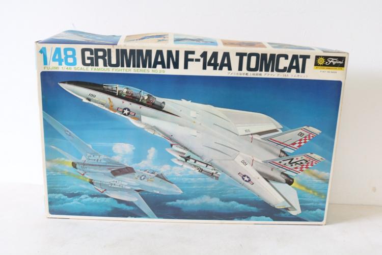 Fujimi Model Kit Grumman F-14A Tomcat