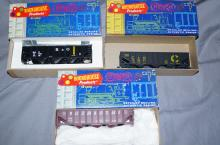 3 Roundhouse HO Scale