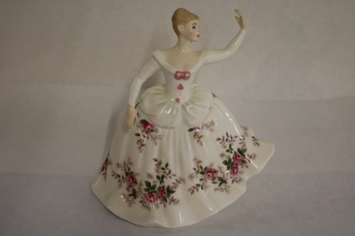 Royal Daulton Figurine, Shirley HN-2702