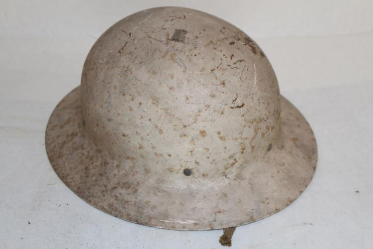 U.S. Government Civil Defense Helmet