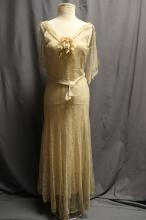 ANNUAL THANKSGIVING VINTAGE CLOTHING & TEXTILE AUCTION SESSION 2