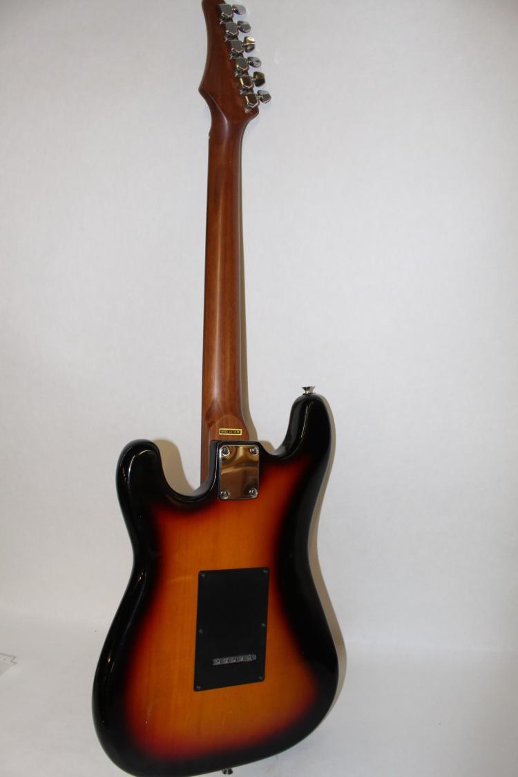 samick electric guitar model ls 10 sb. Black Bedroom Furniture Sets. Home Design Ideas