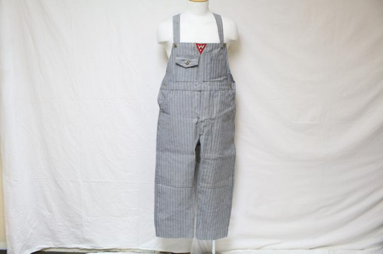 Vintage 1940's Dubble-Ware Workwear Overalls