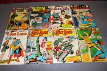 lot of 8 Silver age DC Comics, Awesome lot