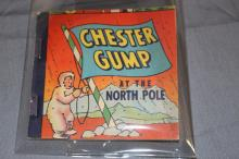 Pan Am Chester Gump Gasoline premium 1930's near mint, Big Little Book type give away