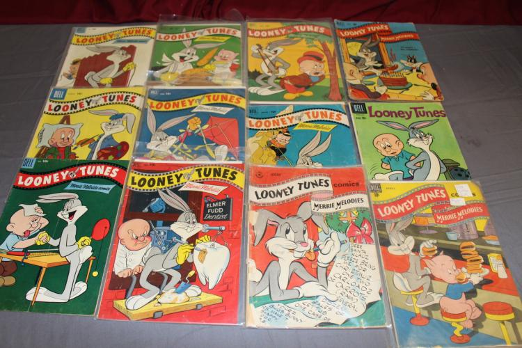 great Looney Tunes Merrie Melodies, 1940's & up