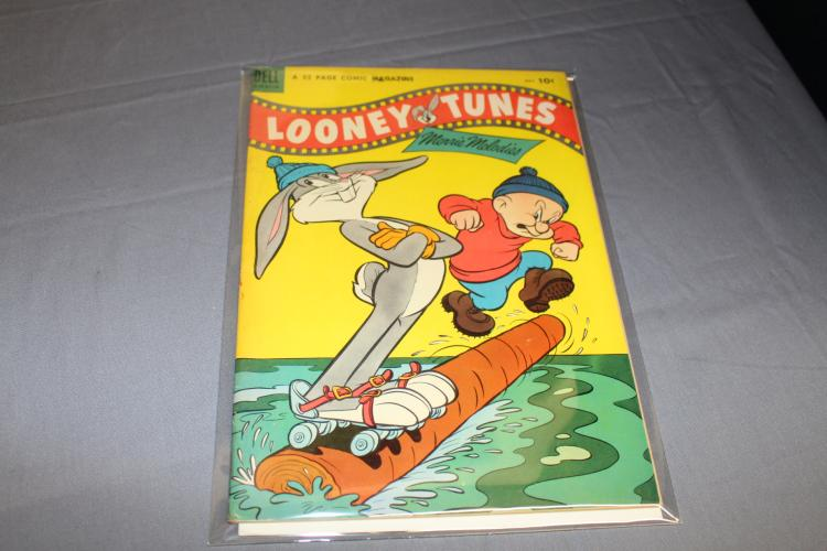 Looney Tunes & Merrie Melodies #151 from 1954, A Beatty, 9.0-9.2