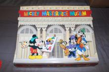 Mickey Mouse Masterpiece Museum Activity Case by Disney for Colorbok