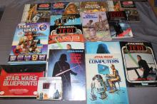 Star Wars Book and More Lot 16 items