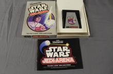 Star Wars Jedi Arena Video Game Cartridge in Box