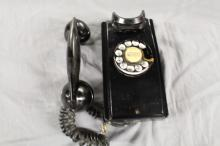Vintage Bell System Western Electric Wall Phone