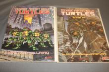 TMNT #2 &3, graphic novel 1st print