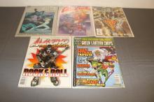 Marvel graphic novel, Cloak & Dagger, Dazzler & more