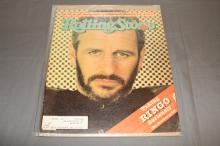 Rolling Stone The Beatles Ringo Star at 40