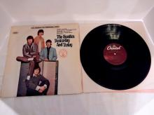 The Beatles Yesterday and Today, Capital record album ST2553, recorded in England