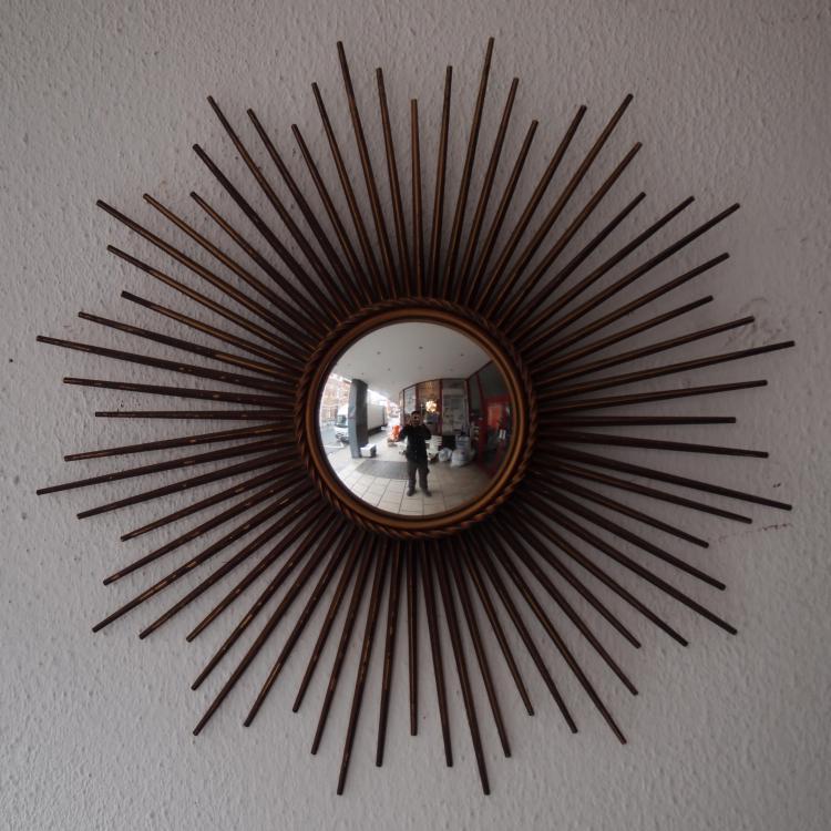 Chaty vallauris a m miroir soleil vers 1950 - Miroir soleil chaty vallauris ...