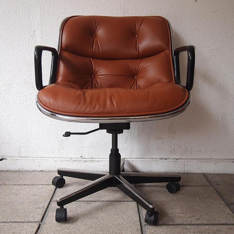 pollock charles knoll fauteuil de bureau. Black Bedroom Furniture Sets. Home Design Ideas