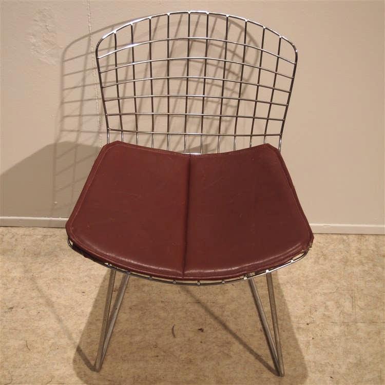 bertoia harry 1915 1978 chaise enfant mod le whire des. Black Bedroom Furniture Sets. Home Design Ideas