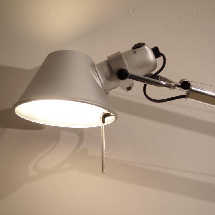 De lucchi michele artemide lampe de bureau mod le tolom - Lampe de bureau artemide ...
