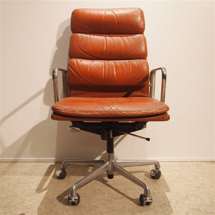 Eames charles ray herman miller fauteuil de direction for Fauteuil charles ray eames