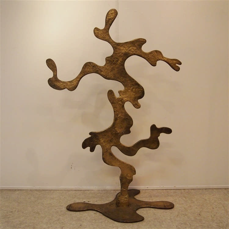 Malika agueznay 1937 artiste contemporaine marocaine s for Sculpture contemporaine