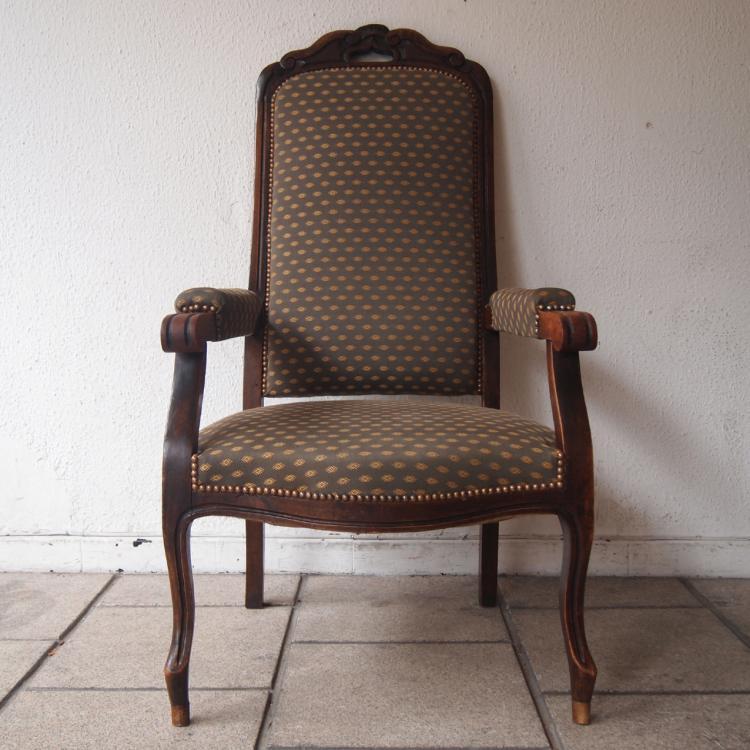 fauteuil voltaire louis philippe