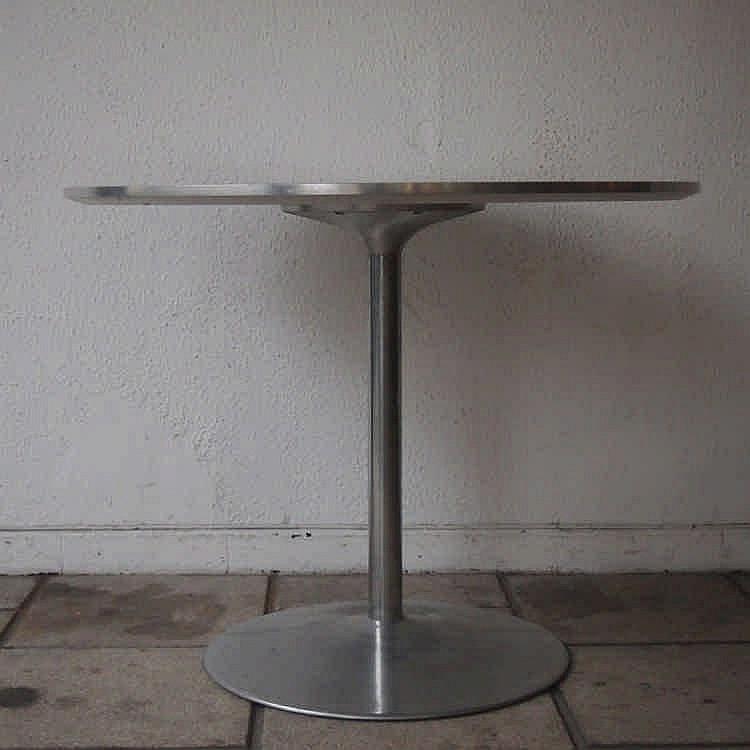Mathson bruno piet hein fritz hansen table haute - Table haute cdiscount ...