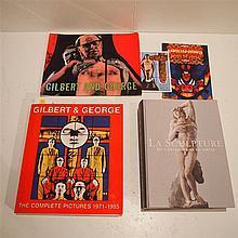 Lot de 2 livres : Gilbert et Georges