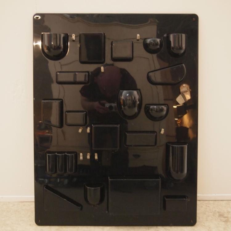 ingo maurer doroth e maurer rangement mural. Black Bedroom Furniture Sets. Home Design Ideas