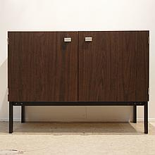 Guariche Pierre (1926-1995) / Meurop :   Sideboard design vers 1960,