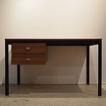 Guariche Pierre (1926-1995) / Meurop :   Bureau d'étudiant design vers 1960,