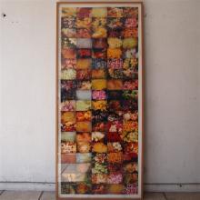 Luna Blumen : Composition artistique de 108 photographies couleurs, motif f