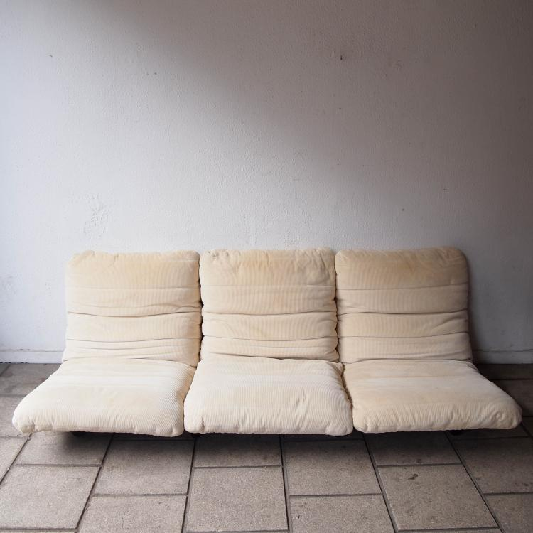 ducaroy michel 1925 ligne roset canap 3 places. Black Bedroom Furniture Sets. Home Design Ideas