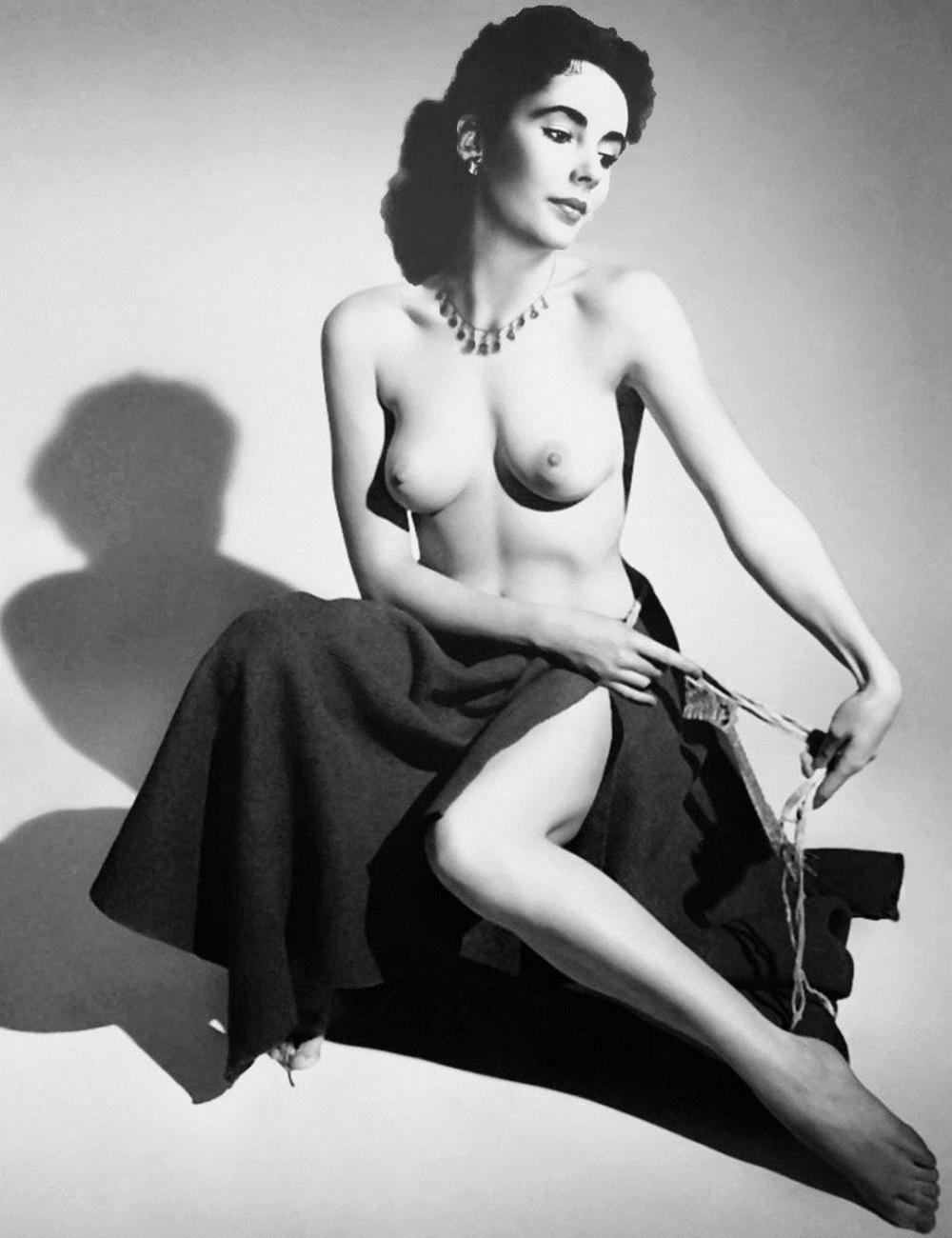 Actress elizabeth taylor nude