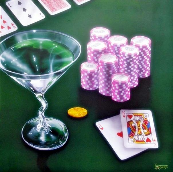 Big lots poker