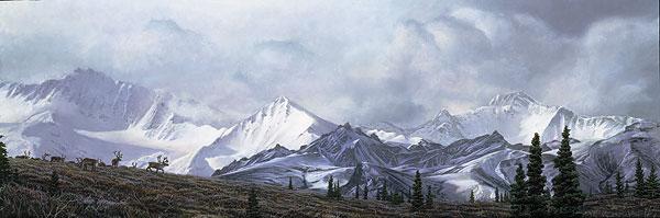 Stephen Lyman In The Heart Of Alaska