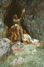 Howard Terpning - The Healing Power of the Raven Bundle (Limited Edition Print)