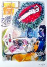 Marc Chagall Reverie