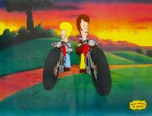 Beavis And Butthead Motorcycle Gang