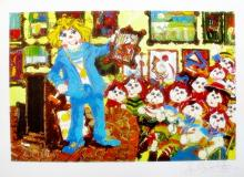 Paul Blaine Henrie The Auctioneer - Raggedy Ann & Andy