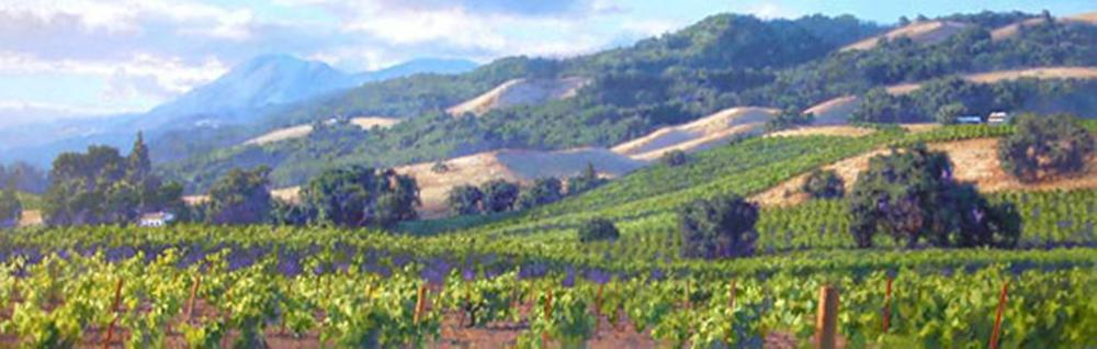 June Carey…Song Of The Wine Country