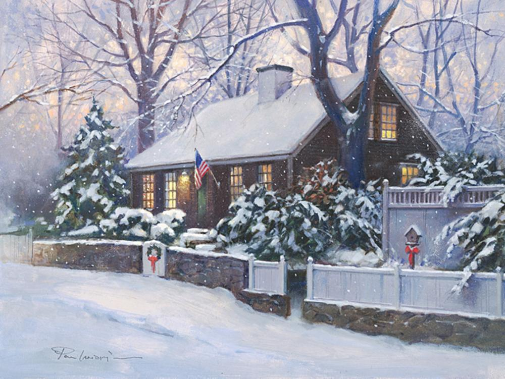 Paul Landry…Cape Cod Christmas