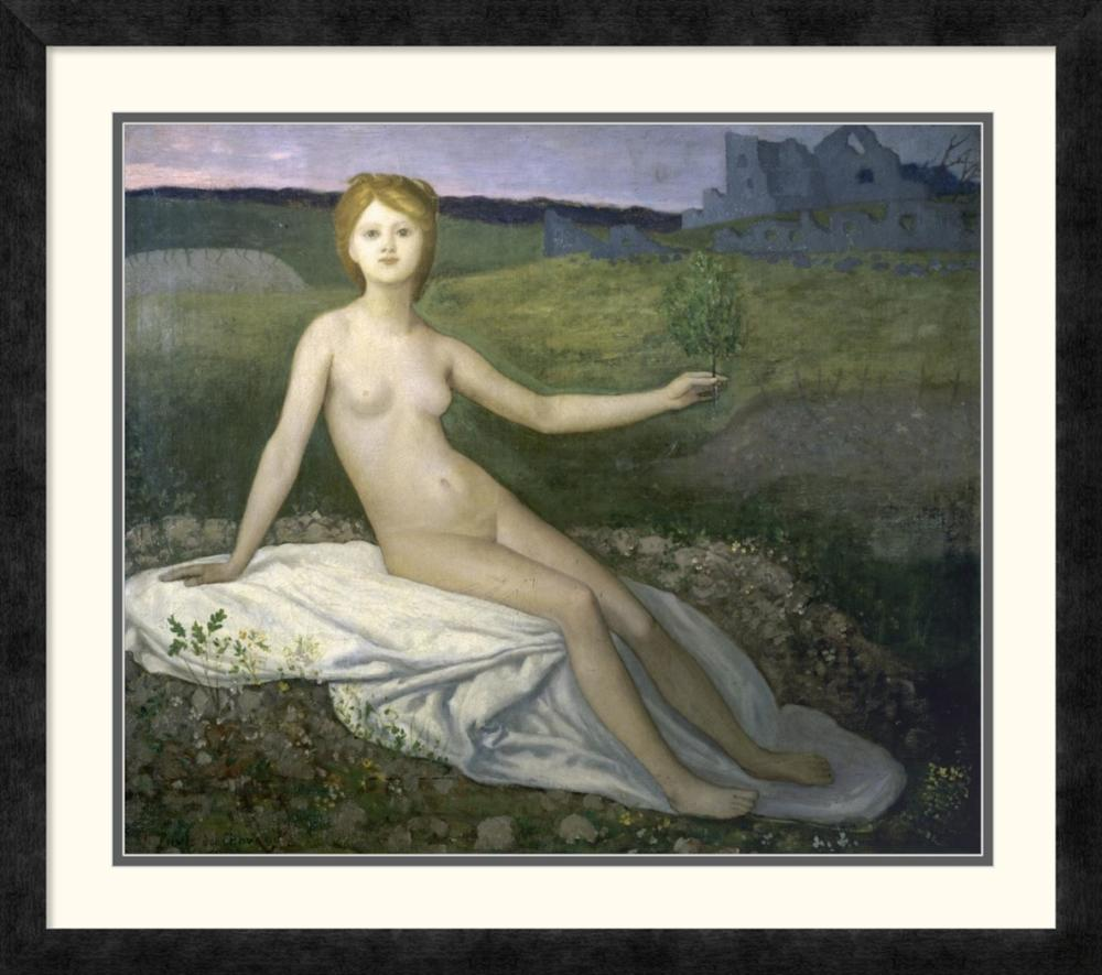 PIERRE PUVIS DE CHAVANNES - HOPE