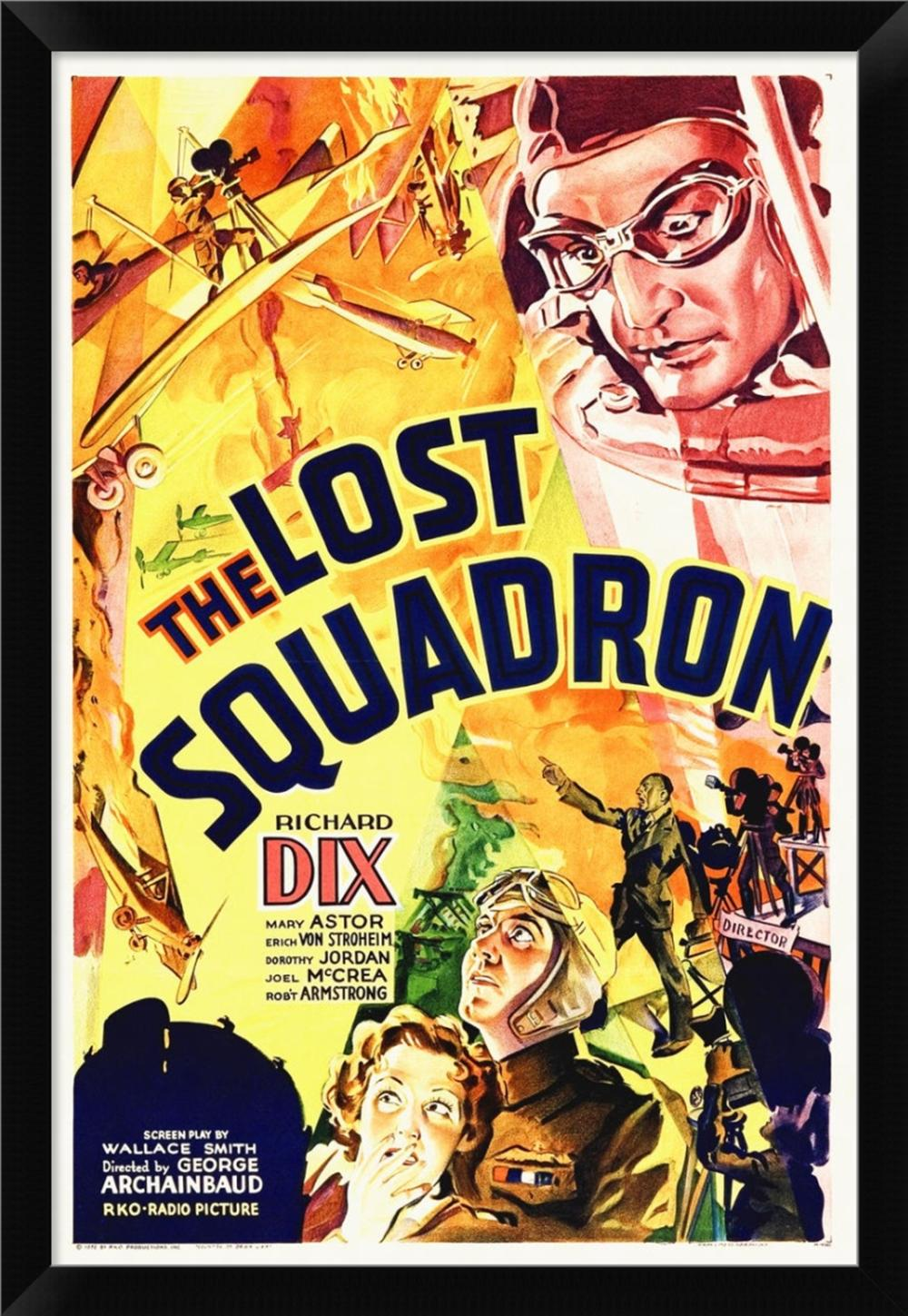 HOLLYWOOD PHOTO ARCHIVE - THE LOST SQUADRON