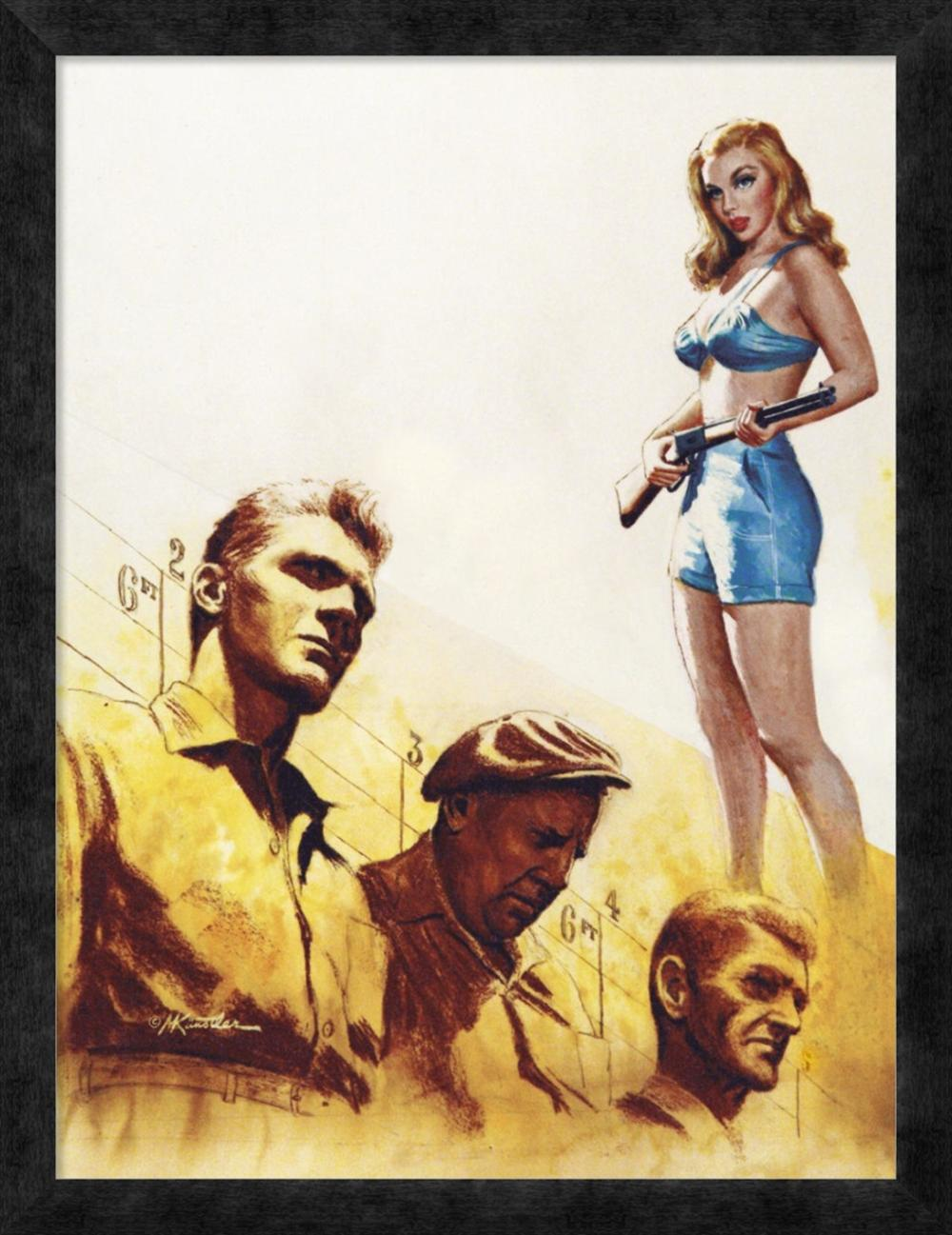 Mort Kunstler - The Lineup