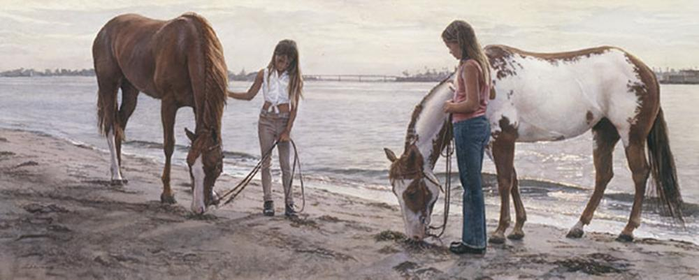 Steve Hanks…Connections
