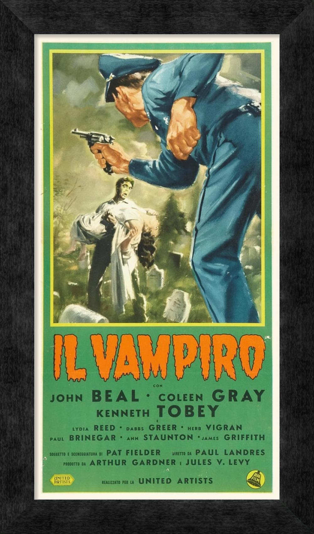 HOLLYWOOD PHOTO ARCHIVE - ITALIAN - THE VAMPIRE