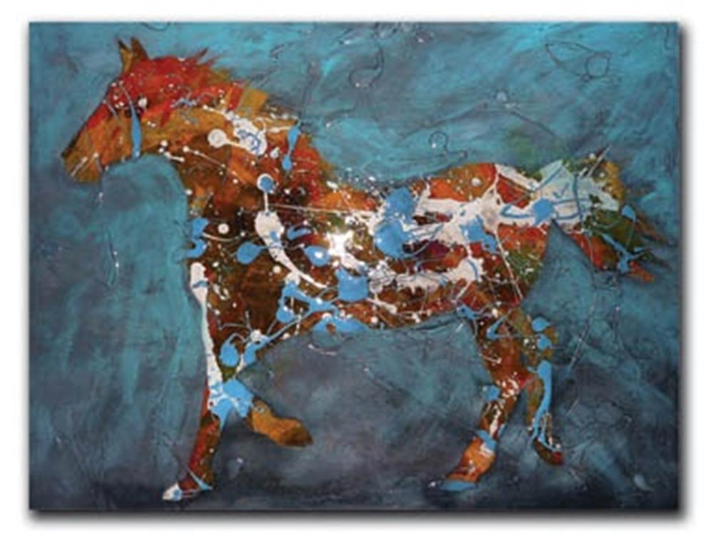 Jeff Boutin - Speckled Pony