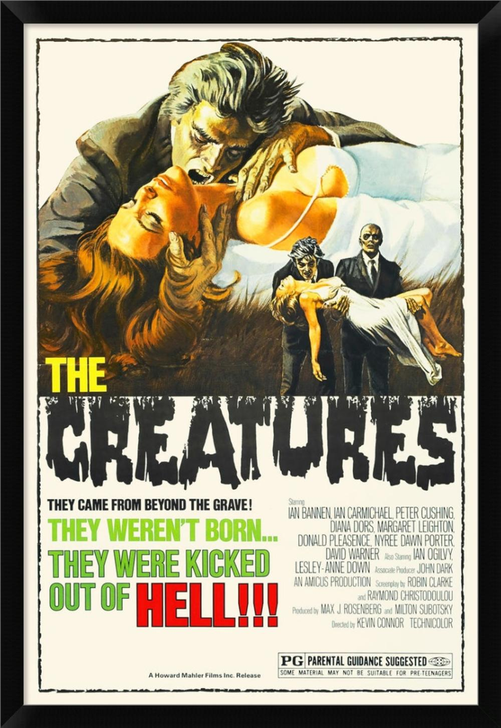 HOLLYWOOD PHOTO ARCHIVE - THE CREATURES